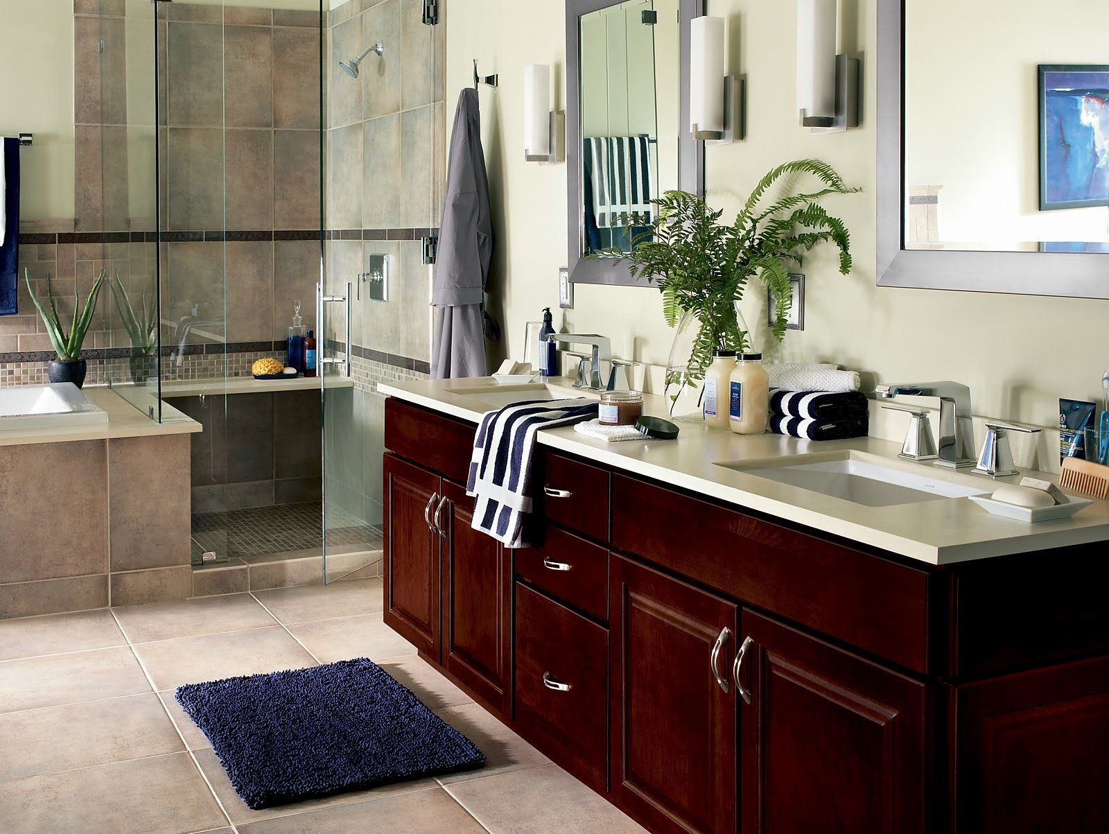 mandrbathrooms kitchen and bathroom remodeling Master Bath Remodel