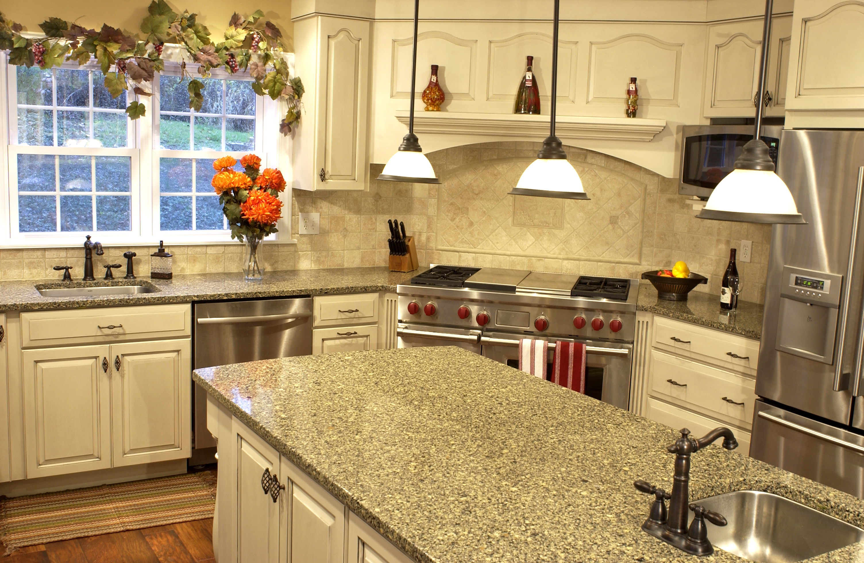 M R Kitchen And Bath Remodeling Professional Contractor Luxury Kitchen Remodel