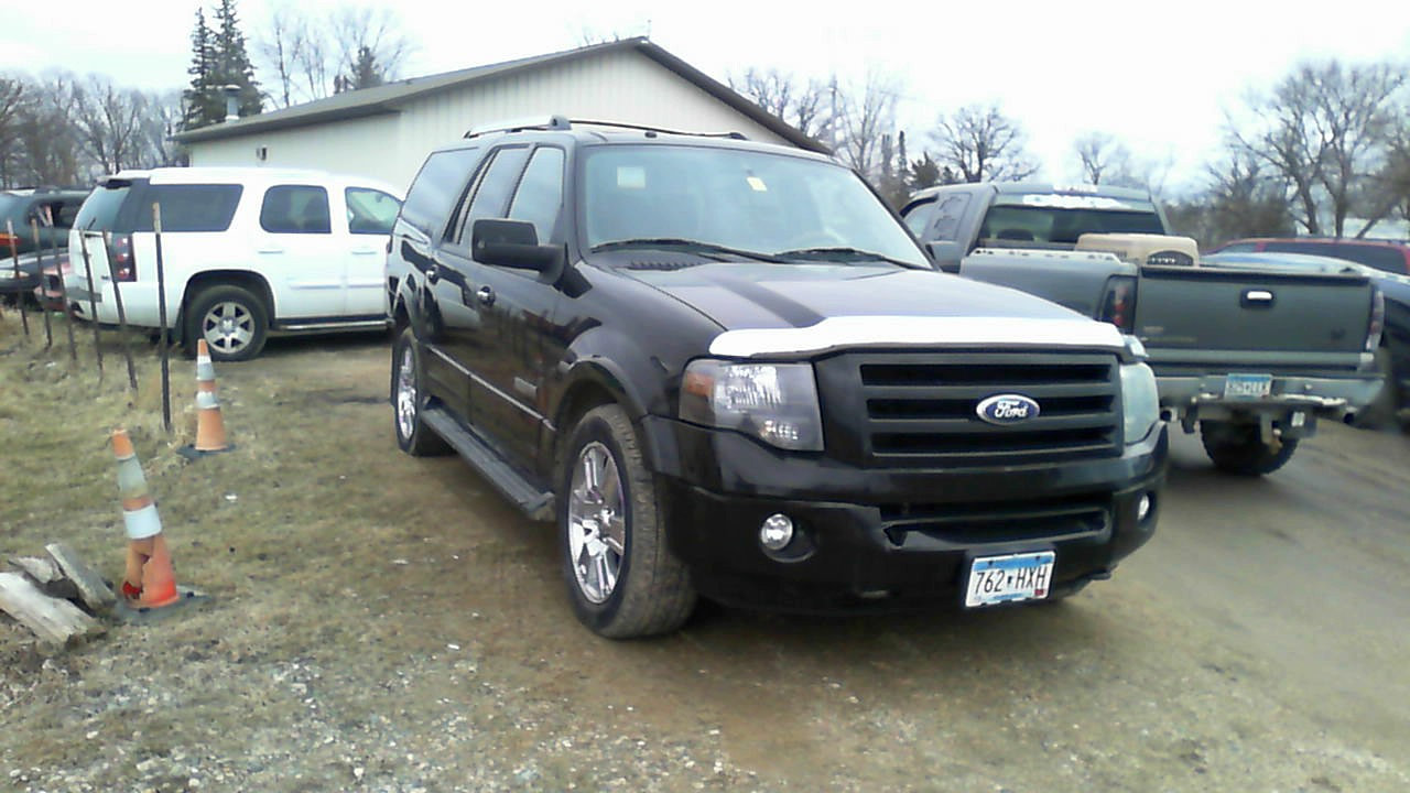 Grease Monkee Automotive 2008 Ford Expedition