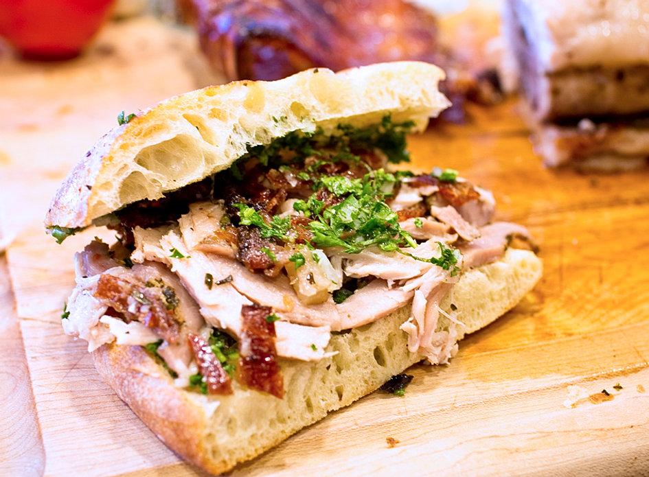 Porchetta Sandwich Recipes — Dishmaps