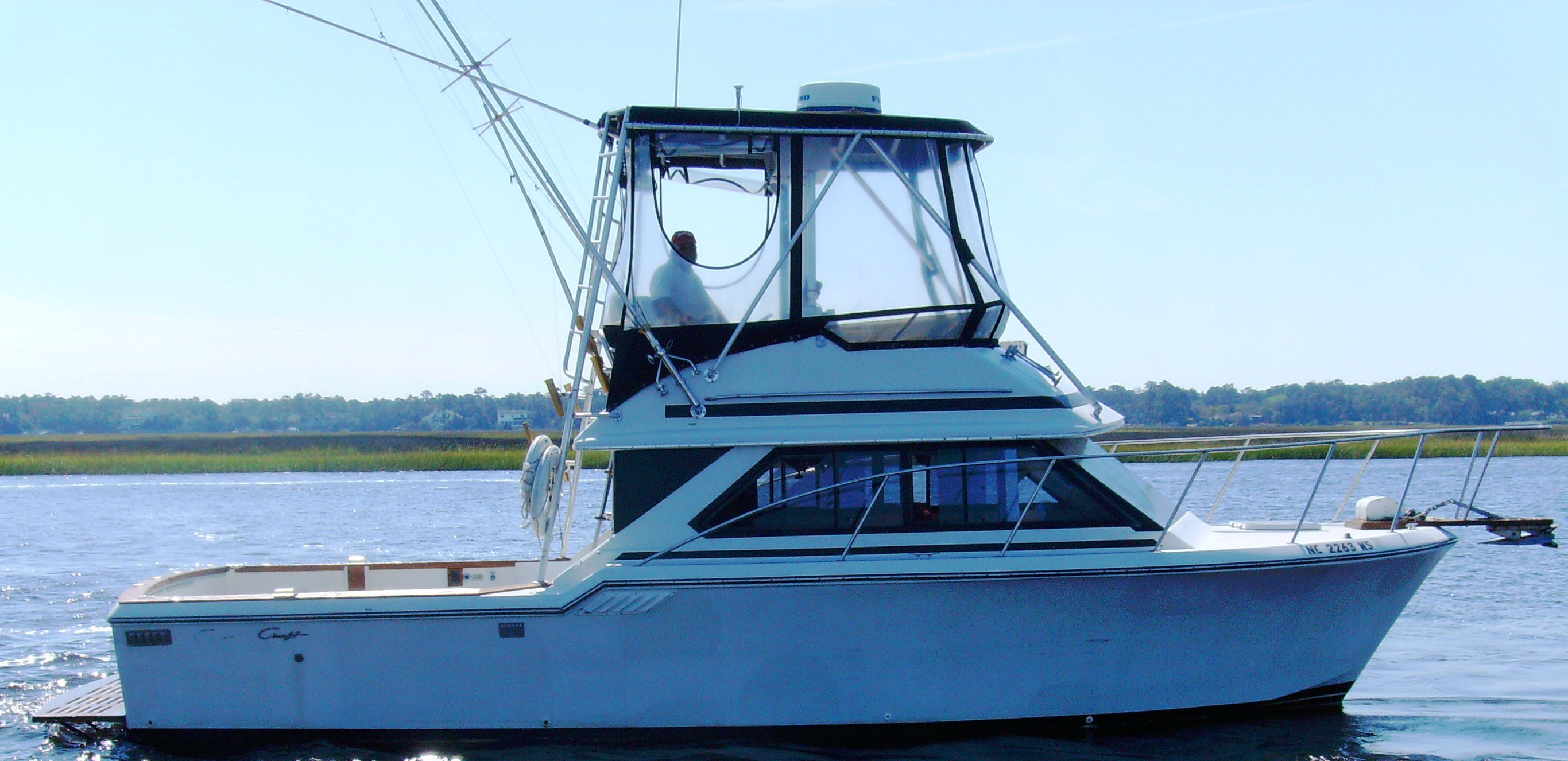 Yeah right sport fishing charters southport nc oak for Fishing charters oak island nc