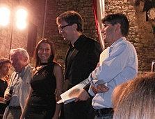 Entrega de Premios Corciano 2009
