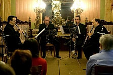 Cuarteto de Clarinetes A tempo