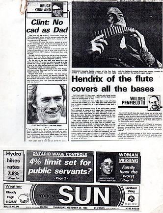 Hendrix of the Pan Flute