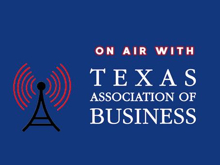 哈默尔评论KRLD:税收提案可能会让德克萨斯州失去10.7万个工作岗位