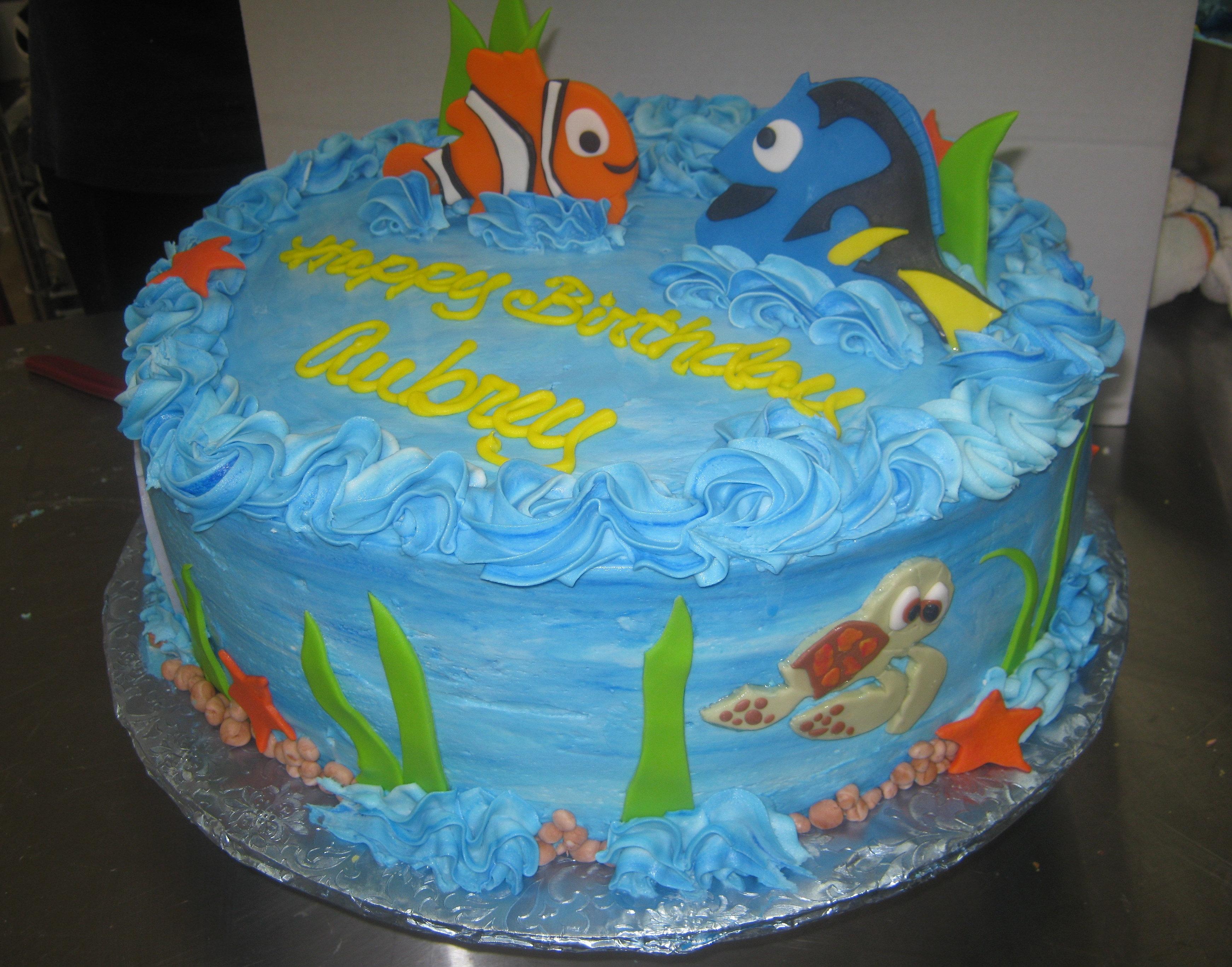 Visalia Bakery Cake
