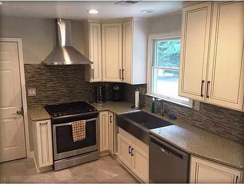 Ava cabinets all wood kitchen cabinets in just days - Michigan kitchen cabinets novi mi ...