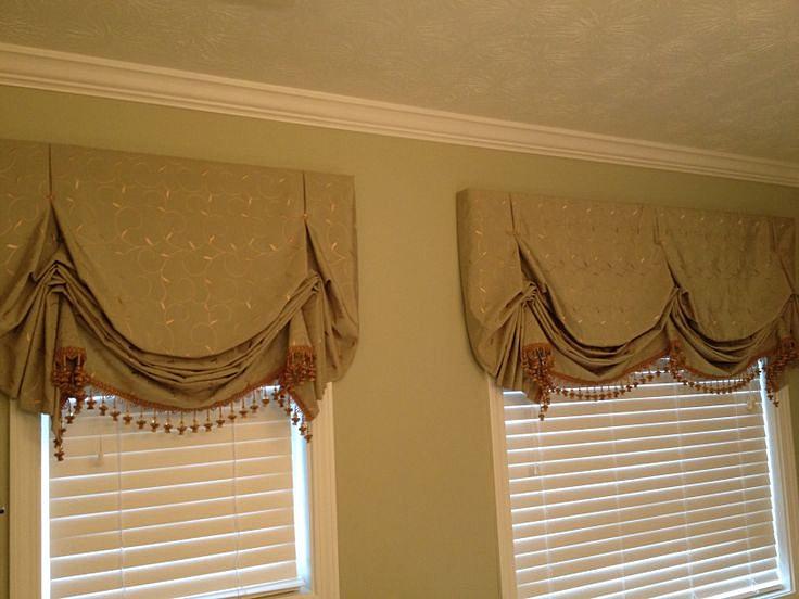 Between The Seams Custom Window Treatments Drapery