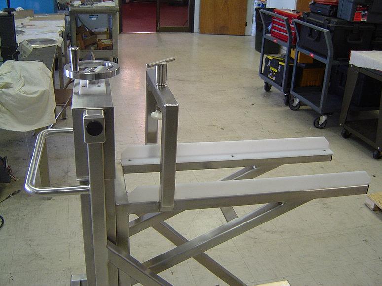 custom machine design