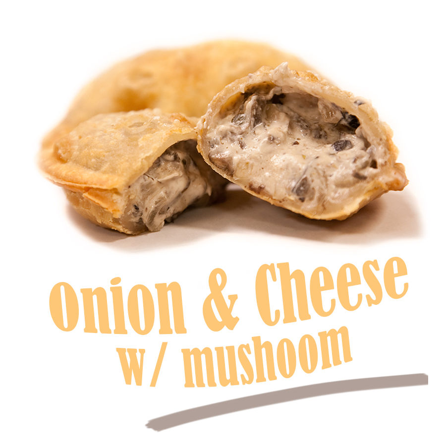 Onion and Cheese - $2.99