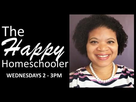 Happy Homeschoolers Radio Interview