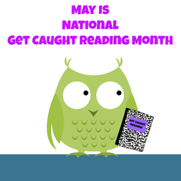 Image result for national get caught reading month