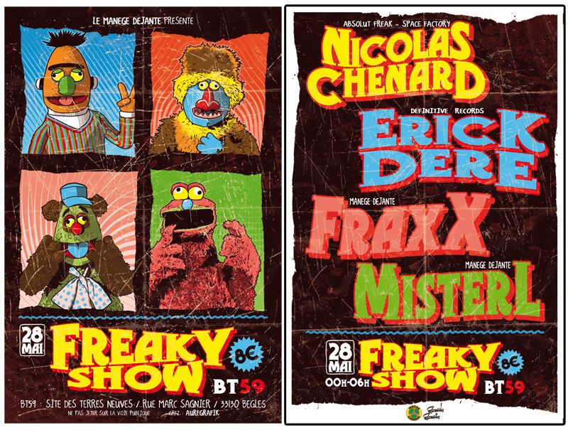 FREAKY SHOW