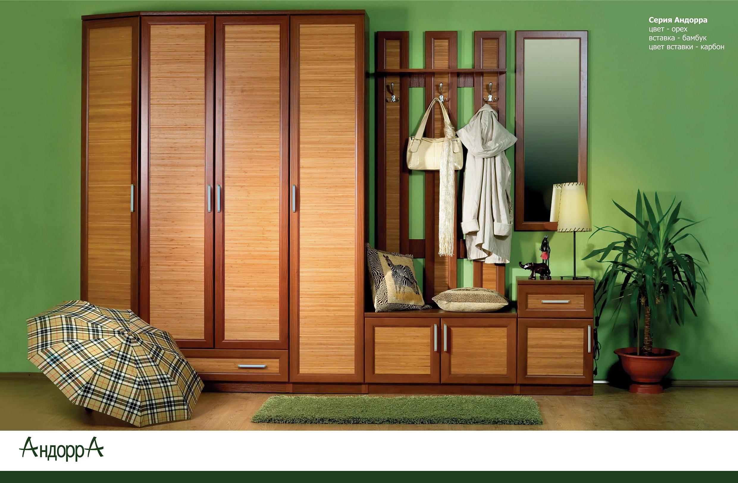 Шкафы-купе с бамбуком на заказ недорого в москве в компании .