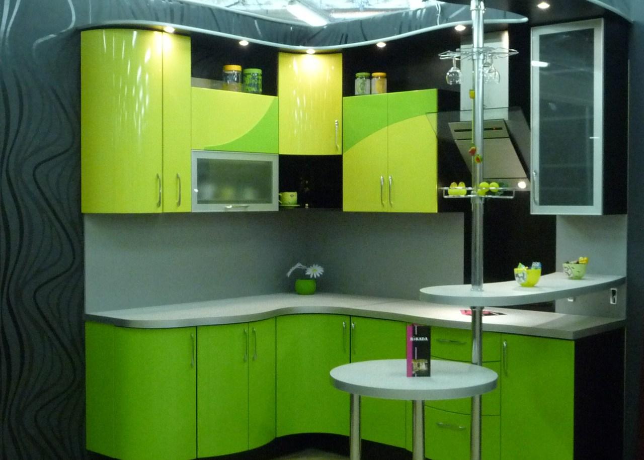 Выбор дизайна кухни
