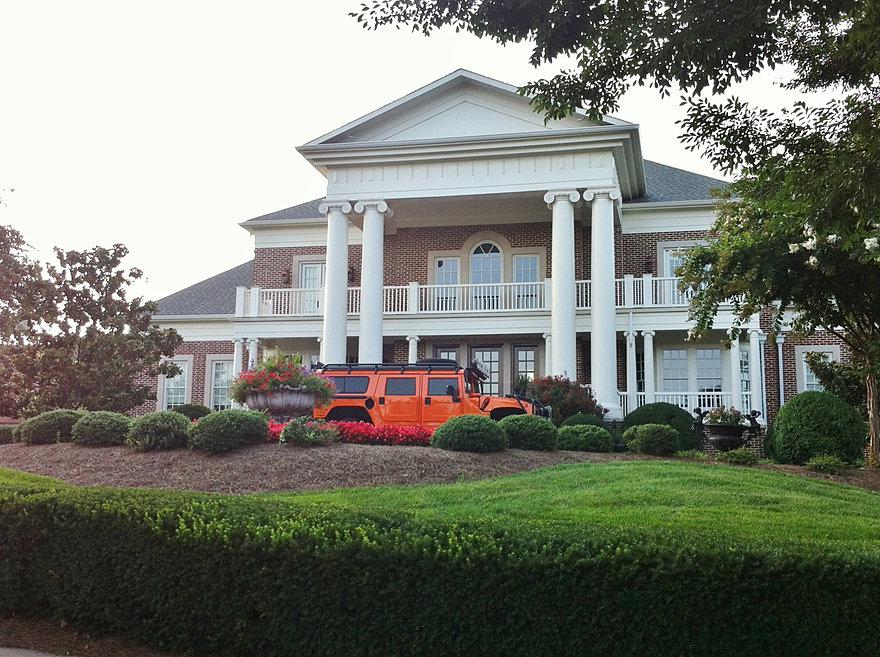 Hindsight Home Design   White House  TN   Nashville House PlansNeoClassical • Annandale  Tennessee House plans nashville  hindsight home design  chris eller