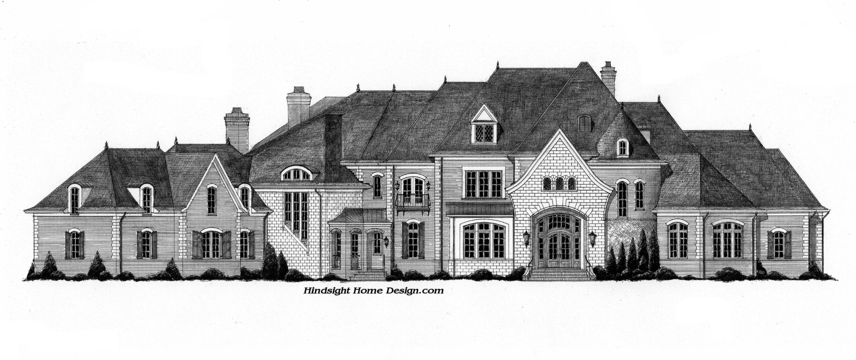 Hindsight Home Design   White House  TN   Nashville House PlansFairvue Plantation  Gallatin  TN  House plans nashville  hindsight home design  chris eller