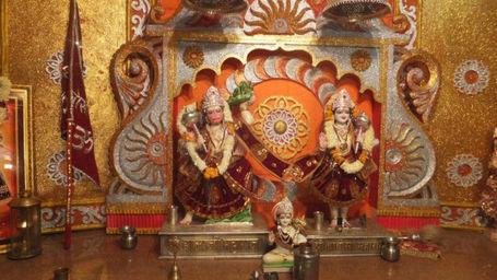 Famous Bhagwan Babosa Mandir Photo Gallery for free download