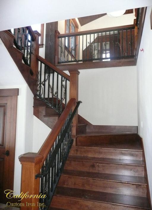 Designer Staircase Truckee California