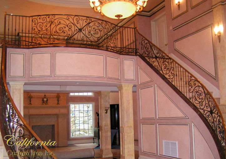 Beautiful Interior Railing