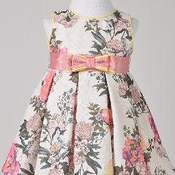 Girl Floral Dress