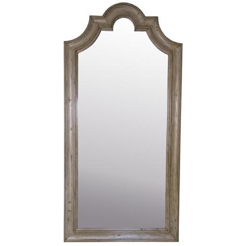 Conrad floor length mirror interior design by tiffany for Grey floor length mirror