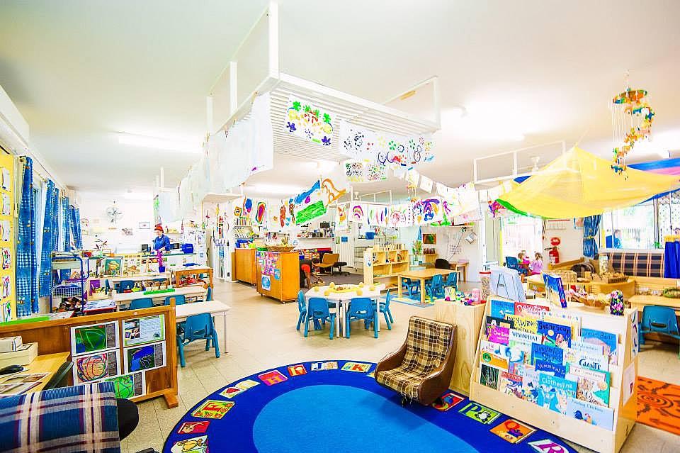 Bucasia kindergarten | Carpet time