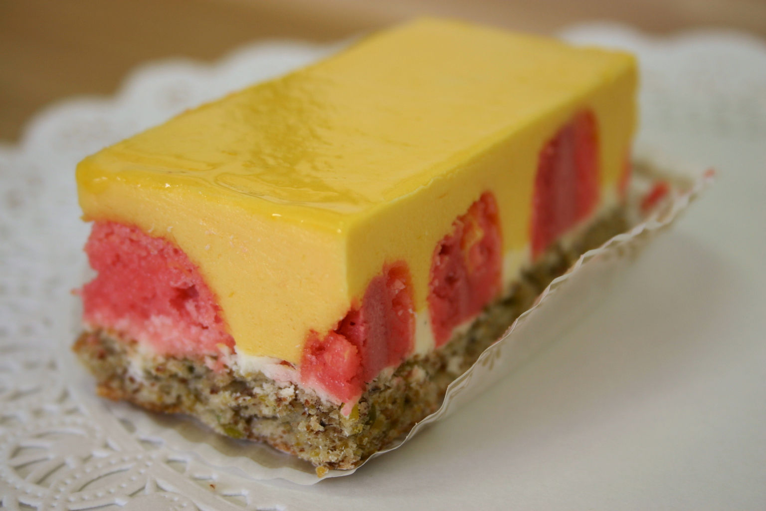 Gluten-Free Raspberry, Blueberry And Pistachio-Almond Crumble Recipes ...