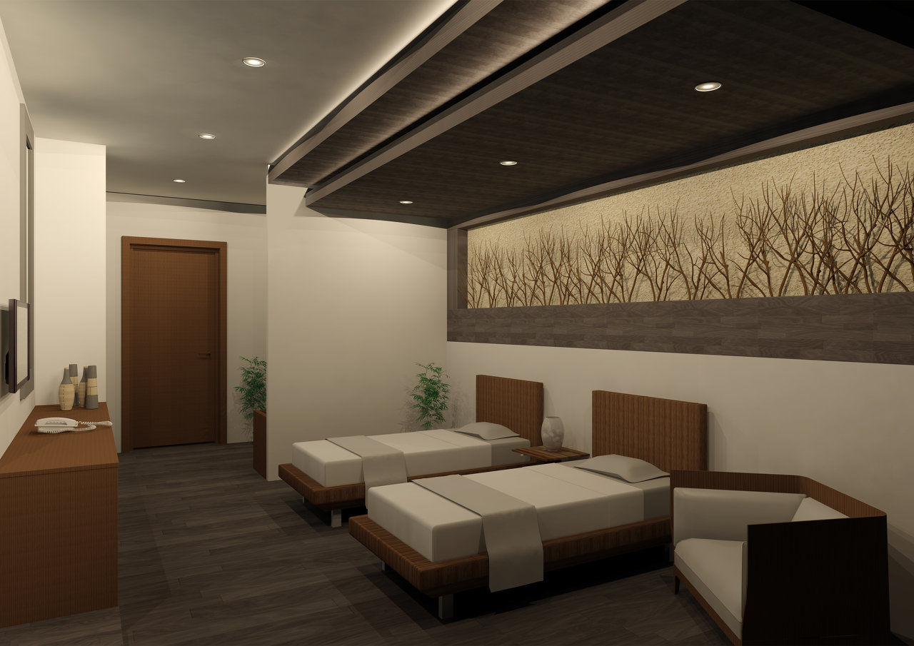 S t e f i l i a h a r t o n o interior design consultant for Twin bed interior design