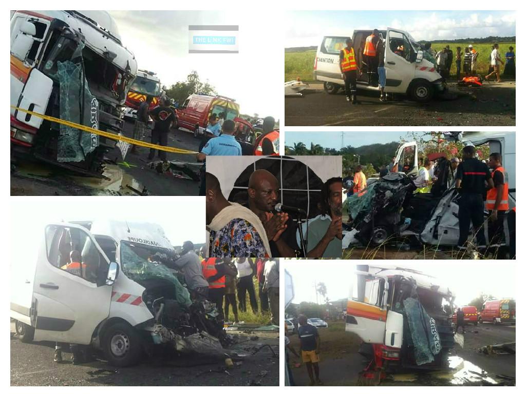 accidents secoure pompiers