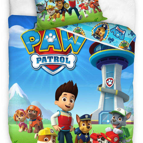 Paw Patrol Team Bedding set