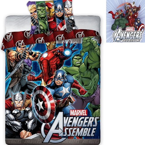 MARVEL AVENGERS BEDDING SET