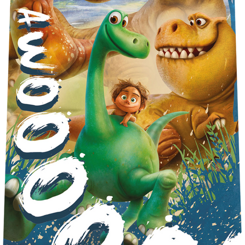 Disney The Good Dinosaur Towel