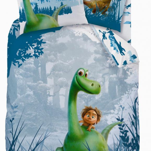 THE GOOD DINOSAUR BEDDING SET SINGLE  140x200