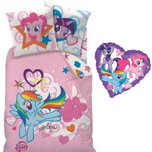 MY LITTLE PONY BEDDING SET