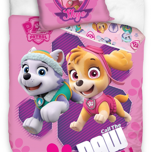 Paw Patrol Sky & Everest Bedding set