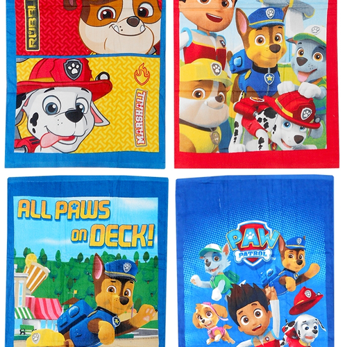Paw Patrol Towals