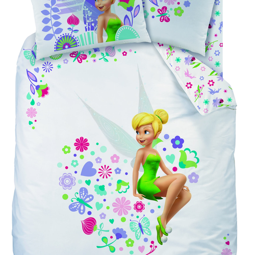Fairies - Tinkerbell Bedding set