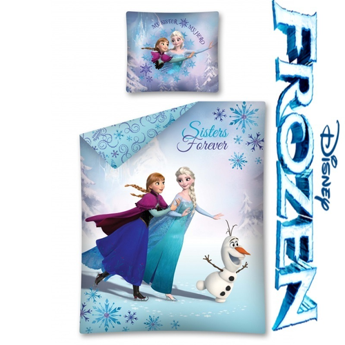 DISNEY FROZEN BEDDING SET - SISTER FOREVER