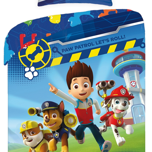 Paw Patrol Bedding set