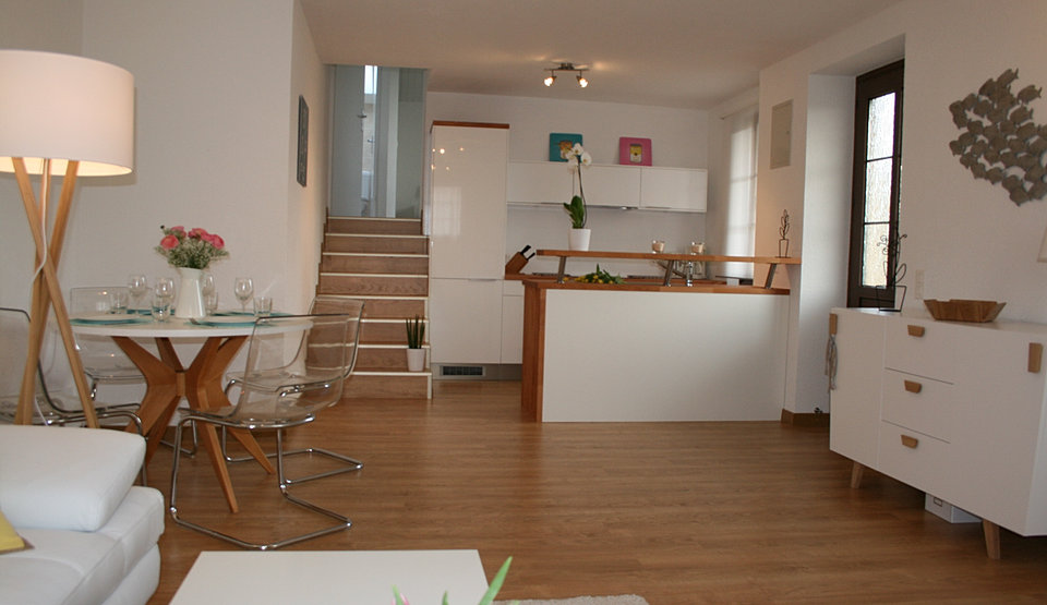 My cute home appartement meubl pr verenges morges lausanne for Appartement meuble lausanne