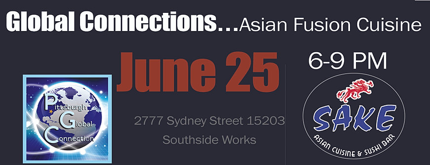 Pittsburgh business networking social events events for 50 fifty asian fusion cuisine