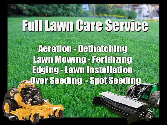 Partin Lawn Care | Lawn Maintenance Price List