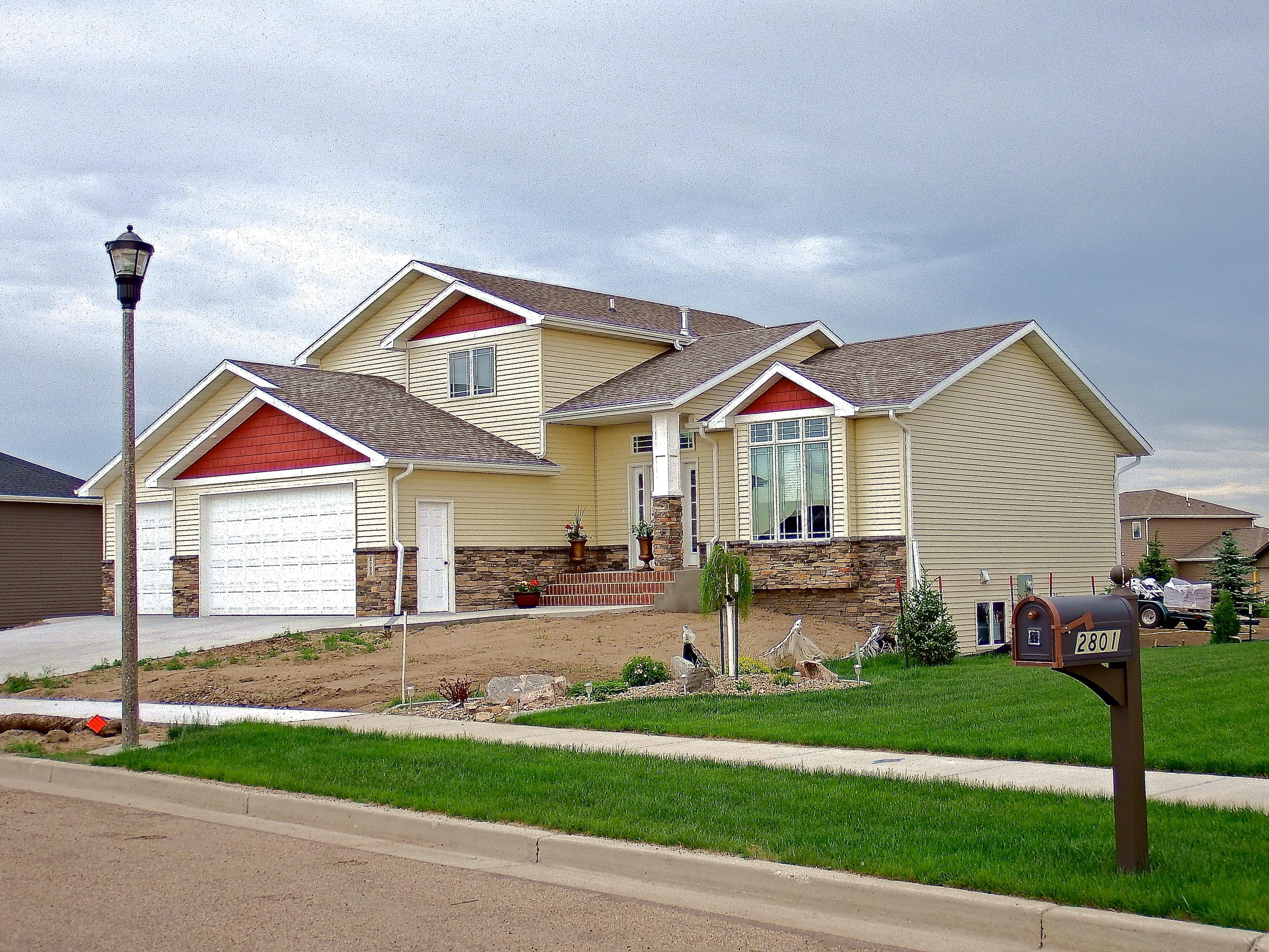 Joe vetter construction home builder bismarck nd for Home builder com
