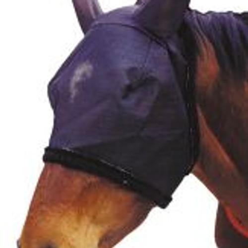 flughuva med nosskydd