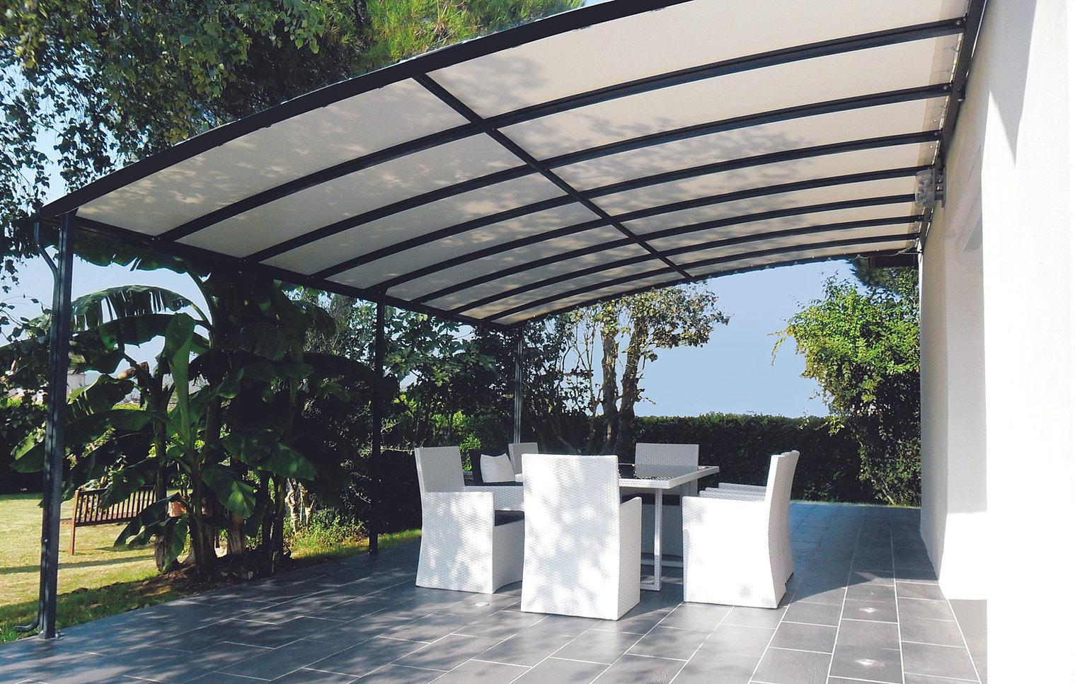 Charmant Pergola Aluminium Pour Terrasse #9: Pergola Pour Terrasse