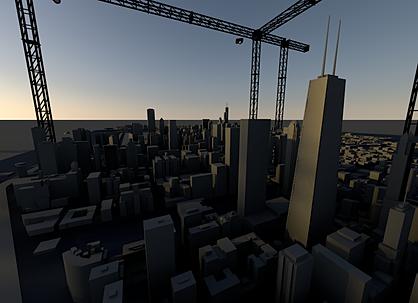 Chicago 3D Model