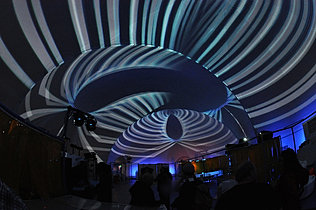 Interior Dome Projection