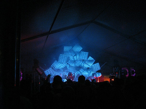 NCMF Projection Mapping