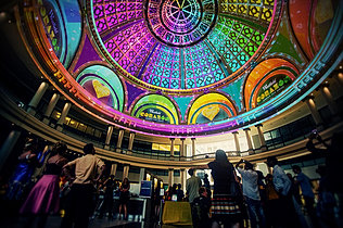 Dome Projection 360